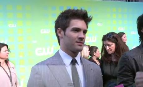 Vampire Diaries Season 4 Questions for Steven R. McQueen