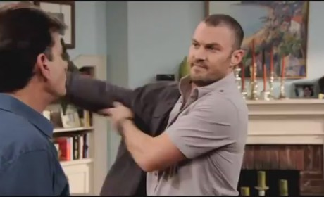 Anger Management Sneak Peeks: Stop Banging, Charlie!