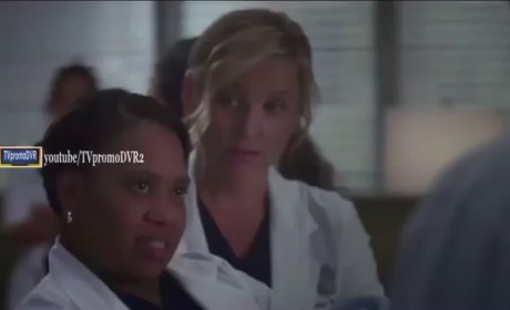 Grey's Anatomy Sneak Peeks: Lives in Peril