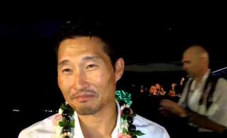 Daniel Dae Kim Talks Hawaii Five-0