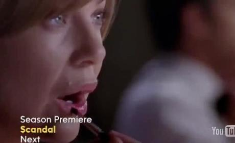 "Grey's Anatomy ""Puttin' on the Ritz"" Promo"