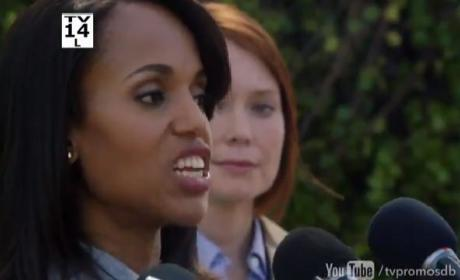 "Scandal Promo: ""Guess Who's Coming to Dinner"""