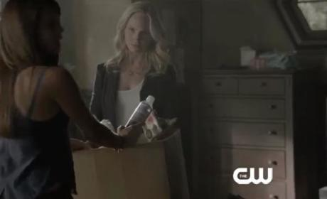 The Vampire Diaries Clip: In a Mood