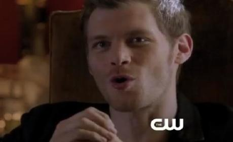 "The Originals Promo - ""Tangled Up in Blue"""