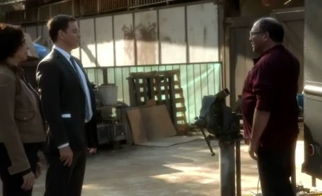 NCIS 'Under the Radar' Clip - Squirrely Dude