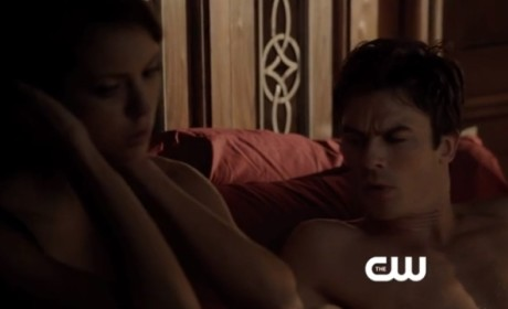 The Vampire Diaries Clip: Dreaming of Stefan