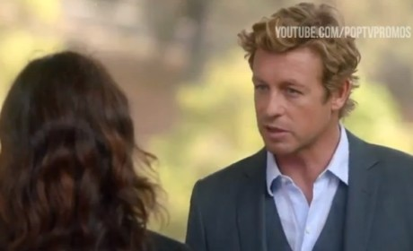 "The Mentalist Promo - ""Red Listed"""