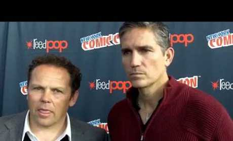 Jim Caviezel and Kevin Chapman Interview