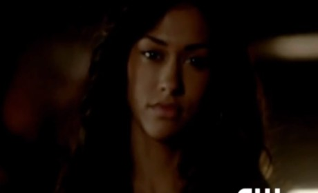 The Vampire Diaries Clip: Meeting Tessa