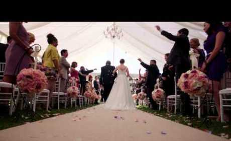 Bones Wedding Clip: Amazing Grace