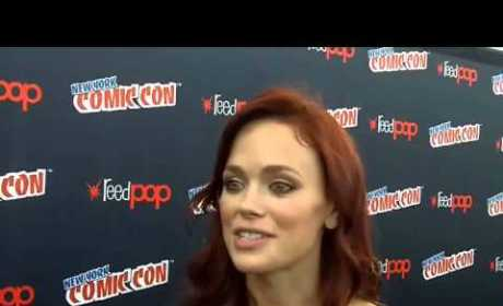Nicole Beharie and Katia Winter Interview