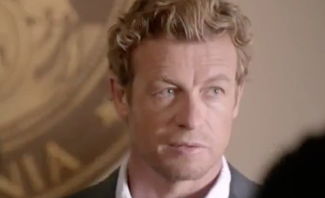 The Mentalist Promo: The Great Red Dragon