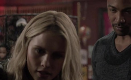 The Originals Sneak Peeks: All Up in Marcel's Cookie Jar