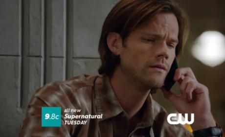 "Supernatural Promo - ""Heaven Can't Wait"""