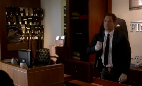 "NCIS ""Better Angels"" Clip - What Have We Here"