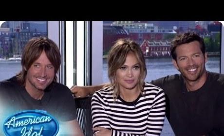 American Idol Season 13: First Footage!