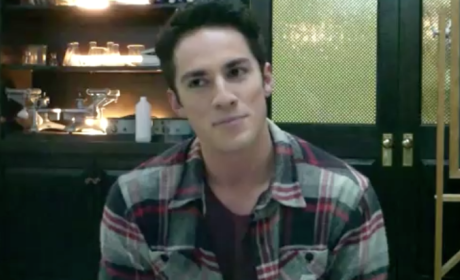 Michael Trevino Teases The Originals Crossover: Is Tyler on a Suicide Mission?