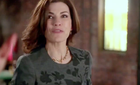 "The Good Wife Promo - ""ICE, ICE, Baby"""