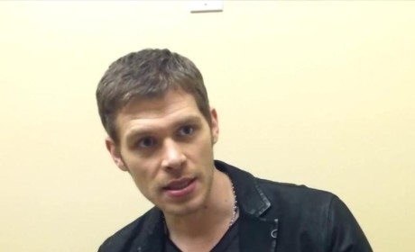 Joseph Morgan Talks the Evolution of Klaus