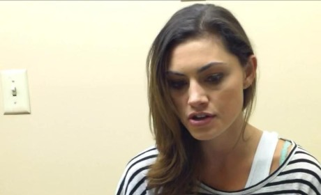 "Phoebe Tonkin Previews ""Casket Girls"""