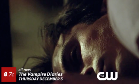 "The Vampire Diaries Promo - ""The Cell"""