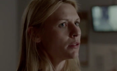 "Homeland Promo - ""Good Night"""