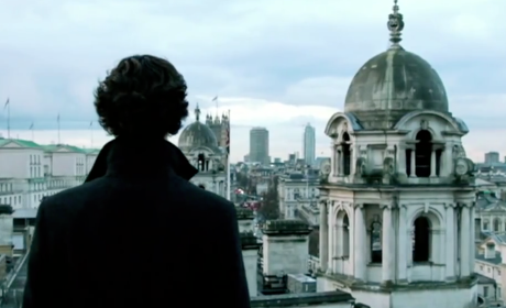 Sherlock Season 3 Trailer