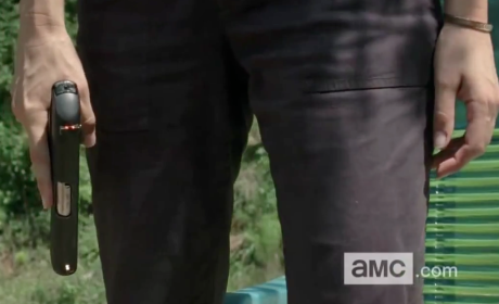 The Walking Dead Midseason Finale Clip