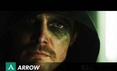 "Arrow Promo: ""Three Ghosts"""