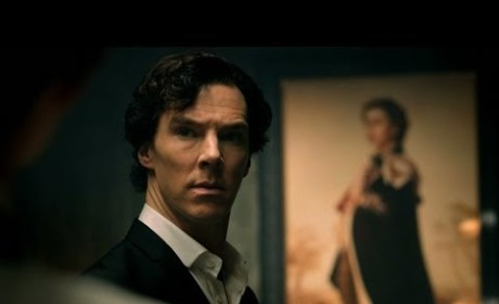 Sherlock Preview & Pics: Two Years Later...