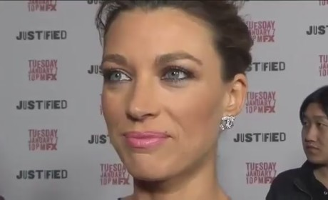 Natalie Zea and Nick Searcy Interview