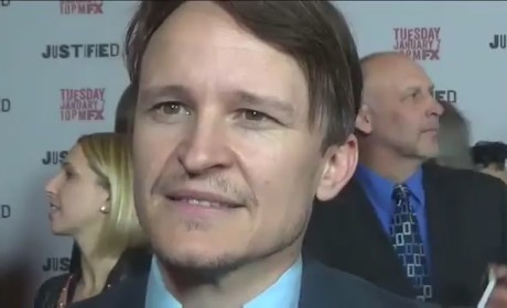 Damon Herriman and Michael Rapaport Interview