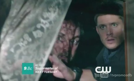 "Supernatural Promo - ""First Born"""