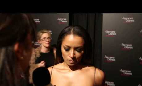 Kat Graham: What's Her Favorite Bonnie Moment?