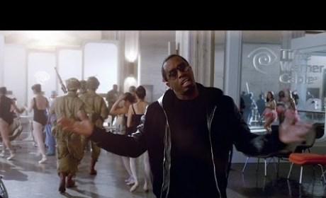 Time Warner Cable Super Bowl Commercial