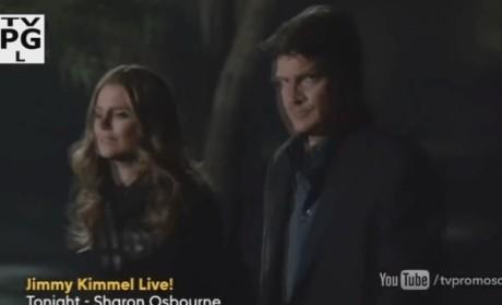 "Castle Promo - ""Smells LikeTeen Spirit"""