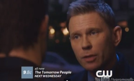 """The Tomorrow People Promo - """"Things Fall Apart"""""""