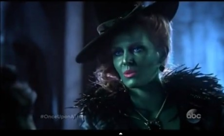 Once Upon a Time Return Teaser: Green Smoke & Flying Monkeys