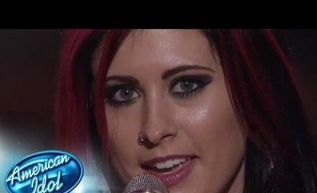 Jessica Meuse Rush Week Performance