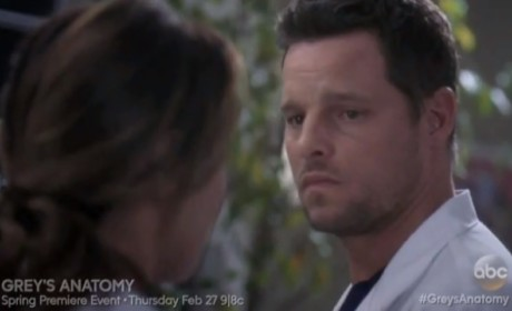 Grey's Anatomy Sneak Peek: Together Forever?