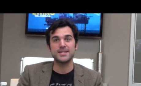 Juan Pablo di Pace Set Interview