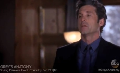 Grey's Anatomy Sneak Peek: Presidential Problems