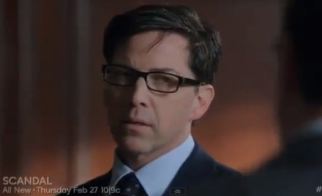 Scandal Sneak Peek: Will James Snitch?