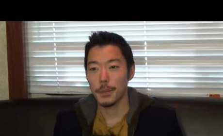 Aaron Yoo Set Q&A