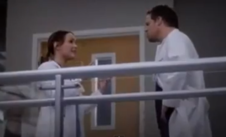 Grey's Anatomy Clip - We're Over!