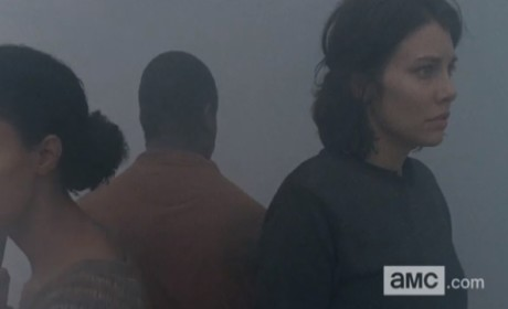 The Walking Dead Clip - Through the Fog