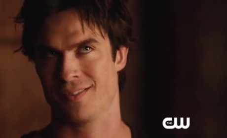The Vampire Diaries Sneak Peek: She's Brilliant!