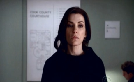 The Good Wife Shocker: What Will It Be?