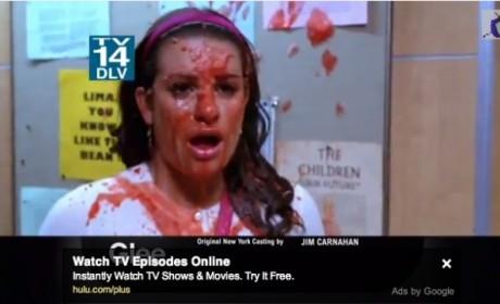 Glee 100th Episode Promo