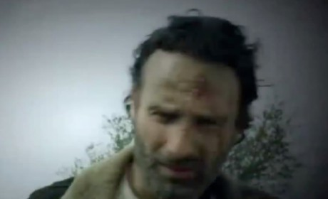 The Walking Dead Sneak Peeks: Now What?!?